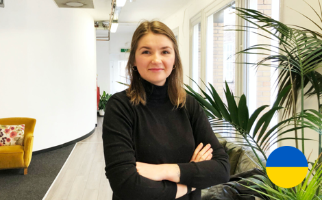Lucy Tsyliuryk | Quality Assurance internship - Stagiaires over DTT
